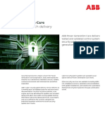Power Generation Care_Cyber security patch delivery
