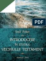 Introducere În Studiul Vechiului Testament by Iosif Feher