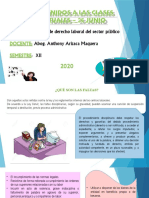 SESION 4 - FALTAS Y SANCIONES - REGIMENES
