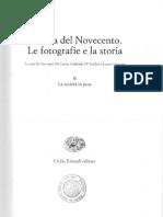 De Luna e D'Autilia (2006) - Le fotografie e la storia. La società in posa. Vol. 2