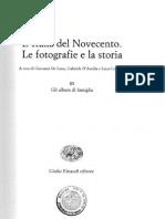 De Luna e D'Autilia (2006) - Le fotografie e la storia. La società in posa. Vol. 3
