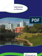 Discover Kalamazoo 2010 Group Tour Planner