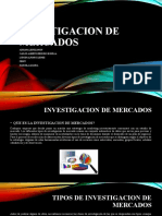 ACTIVIDAD 1 INVESTIGACION DE MERCADOS