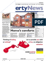 Worcester Property News 20/01/2011