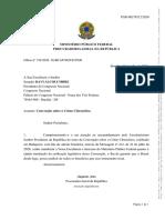 Oficio 736 - Davi Alcolumbre