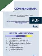 Fundacion Rehumana