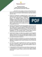 Actividad 5 Operaciones de financiación- mat. financiera