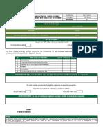 EIS-FO-015 EVALUACIÓN DEL TRATO RECIBIDO ESTUDIOS INTEGRALES DE SEGURIDAD V5