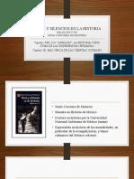 Presentación VOCES Y SILENCIOS EN LA HISTORIA.pptx