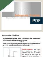 Integrais Triplas - Coord Cilindricas Esféricas.pptx