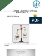 13ava. CLASE Exposición de los seres humanos a la radiación.pdf
