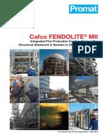 Cafco FENDOLITE MII