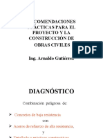 Concreto RECOMENDACIONES PRÁCTICAS