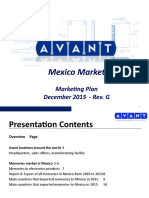 Avant Mfg de MX Marketing PLan 2015 Rev. G