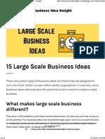 15 Large Scale Business Ideas (2020) _ Business Idea Insight.pdf