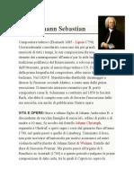 1685-1750 Bach, Johann Sebastian
