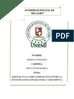 cuadro comparativo entre la Investigación exploratoria y descriptiva..pdf