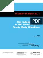 The Independence of UN Human Rights Treaty Body MembersGenevaAcademGeneva.pdf