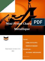 Mini Projet Charpente