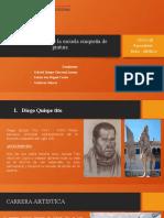 Diego Quispe tito y la escuela cusqueña de Pintura ENSFJMA III CICLO PAEA MUSICA