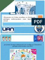 ALTERACIONES EN EL RITMO CIRCADIANO Y HTA