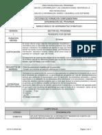 Diseño MANEJO BÁSICO DE HERRAMIENTAS OFIMATICAS I (50 Horas) (1).pdf