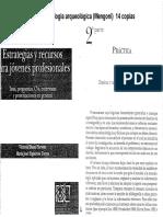 07010004 HORWITZ y FIGUERERO TORRES - Estrategias y recursos, Cap 2