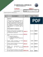 PROGRAMA  INVERSIONES EN BIENES DE USO