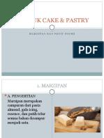 PRODUK CAKE & PASTRY