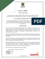 Decreto 186 de 2020 PDF