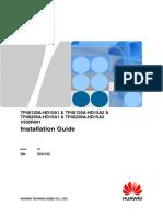 Manual de Gabinete Huawei