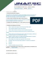 EXAMEN PARCIAL DE GERENCIA DE PROCESO 2019-0747