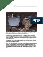 Rejuvelac bebida enzimatica