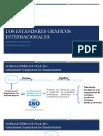 LOS ESTÁNDARES GRÁFICOS INTERNACIONALES.pptx