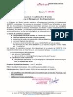 Concours de recrutement en 5e année Marketing et Management des Organisa....pdf