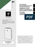 KCD40E-KCD60E Operation Manual