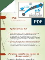 4.1 DIRECCIONAMIENTO IPV6