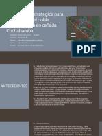 Concepción estratégica para la ejecución del doble envolvimiento