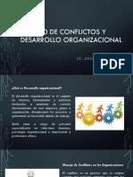 MANEJO DE CONFLICTOS Y DO_Clase 1