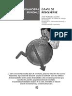 Crisis Financiera Mundial - José Robledo Acosta