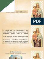 Misterios Gloriosos- Virgen del Carmen