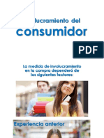 Involucramiento del consumidor