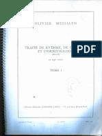 Messiaen - tratado de ritmos