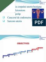Patologia corpului uterin - Sef Lucrari Dr Aursulesei.pptx