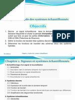 2. DDC - Etude des systèmes échantillonnés E