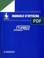 Manuale motore DeTomaso turbo