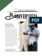 biodiversitas.recursos biologicos colectivos