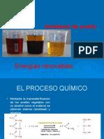 BIODIESEL de aceite