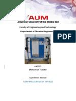 3- Manual - Flow Measurement-2