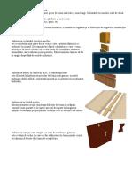 imbinari lemn
